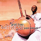 Pape Kanoute: Griot from Senegal