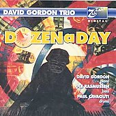 David Gordon (Piano): Dozen a Day