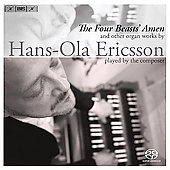 Hans-Ola Ericsson: The Four Beasts' Amen, etc / Hannus