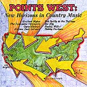 Various Artists: Points West: New Horizons in Country Music