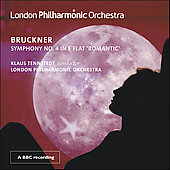 Bruckner: Symphony no 4 / Tennstedt, LPO