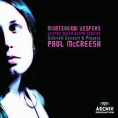 Monteverdi: Vespers / McCreesh, Gabrieli Consort & Players