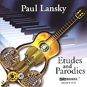 Paul Lansky: Etudes and Parodies, etc