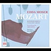 Mozart Concert Arias - Edda Moser