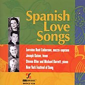 Spanish Love Songs / Lieberson, Kaiser, et al