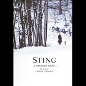 Sting: A Winter's Night: Live From Durham Cathedral