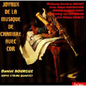 Joyaux de la Musique de Chambre avec Cor