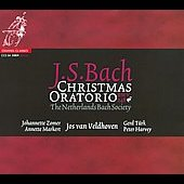 Johann Sebastian Bach: Christmas Oratorio [Hybrid SACD]