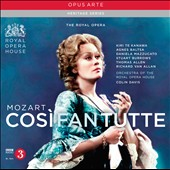 Mozart: Cos&igrave; Fan Tutte