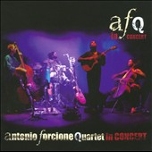 Antonio Forcione Quartet/Antonio Forcione: In Concert