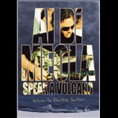 Al di Meola: Speak a Volcano: Return to Electric Guitar