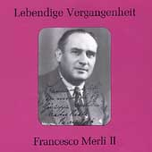 Lebendige Vergangenheit - Francesco Merli Vol 2