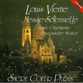 Vierne: Organ Works / Hakim Naji