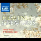 Heavenly Creatures - Female Voices Of The Middle Ages / Oxford Camerata