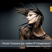 Vivaldi: Violin Concertos, Vol. 4 