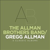Gregg Allman/The Allman Brothers Band: 5 Classic Albums [Box] *