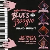 Ricky Nye: 13th Annual Blues & Boogie Piano Summit