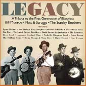 Various Artists: Legacy: A Tribute to the First Generation of Bluegrass