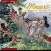 Mozart: 3 Quartets for Clarinet, Violin, Viola & Cello / Eric Hoeprich, clarinet