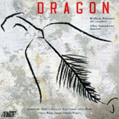 Dragon 'Blossom Time' - Music for saxophone by Rzewski, Tower, Blank, Tann, Waters / William Perconti, alto saxophone