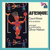 Count Basie & His Orchestra: Afrique