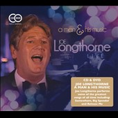 Joe Longthorne: Live: A Man & His Music [Digipak]