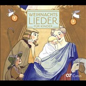 Christmas Music for Children / Kinderchor SingsalaSing; The Academy Collective 21; Weigele