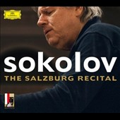 The Salzburg Recital - works by Mozart, Rameau, Chopin, Scriabin, J.S. Bach / Grigory Sokolov, piano (rec. live, 2008)