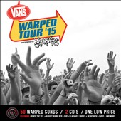 Various Artists: Warped Tour 2015 Compilation [Slipcase]