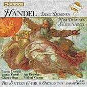 Handel: Dixit Dominus, etc / Christophers, The Sixteen