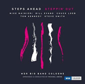 Steps Ahead: Steppin' Out *