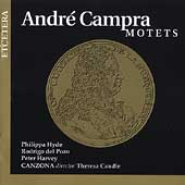 Campra: Motets / Caudle, Hyde, del Pozo, Harvey, Canzona