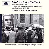 Bach: Cantatas BWV 106, 118b, 198 / Gardiner, et al