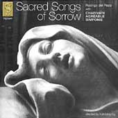 Sacred Songs of Sorrow - Fiocco, Kindermann, Geist, et al