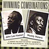 John Lee Hooker: Winning Combinations: John Lee Hooker & Muddy Waters