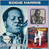 Eddie Harris: The Versatile Eddie Harris/Eddie Harris Sings the Blues