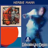 Herbie Mann: Gagaku and Beyond/Astral Island