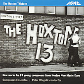 The Hoxton Thirteen / Wiegold, Composers Ensemble