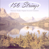 Various Artists: 156 Strings: Nineteen Totally Original Acoustic Guitarists