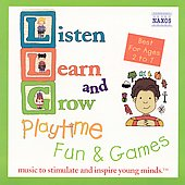 Listen, Learn & Grow - Playtime - Fun & Games