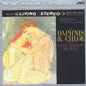 Ravel: Daphnis & Chloe / Munch, Boston SO