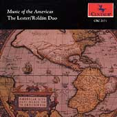 Music of the Americas / The Lester-Roldan Duo