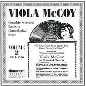 Viola McCoy: Complete Recorded Works, Vol. 2: 1924-1926)