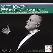 Beethoven: Symphony no 5 & 6 / Zinman, et al