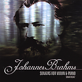 Brahms: Sonatas for Violin and Piano / Manukian, Pezzone