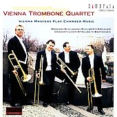 Brahms, Schumann, Schubert / Vienna Trombone Quartet