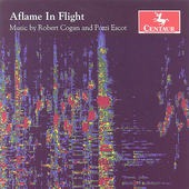 Cogan: Aflame in flight, etc;  Escot: Lamentus, etc