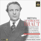 Smetana: The Bartered Bride / Beecham, Tauber, Konetzni
