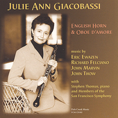 English Horn & Oboe D'Amore