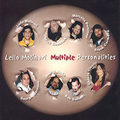 Lello Molinari: Multiple Personalities *